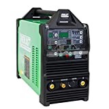 TIG Welder - 2017 Everlast PowerTIG 255 EXT Digital Ac Dc Tig Stick Pulse Welder Dual Voltage Inverter-based Ac Dc