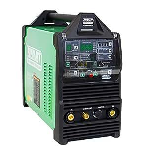 2017 Everlast PowerTIG 255 EXT Digital Ac Dc Tig Stick Pulse Welder Dual Voltage Inverter-based Ac Dc