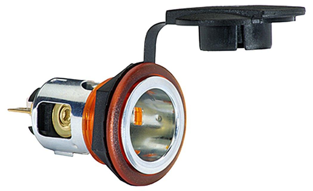 HELLA 8JB 008 023-051 Steckdose fü r Flachstecker, geschraubt, 12 V/24 V Hella KGaA Hueck & Co.