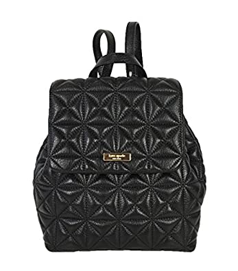 Amazon.com: Kate Spade Whitaker Place Quilted Leather Marley ... : leather quilted backpack - Adamdwight.com