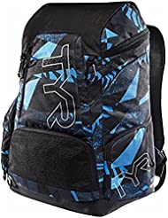 TYR Alliance 45L Backpack Color: Avictor Blue
