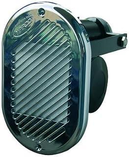 Osculati 21.455.12 - Tromba Hurricane cromata 12 V (Hurricane chromed horn 12V) Marco
