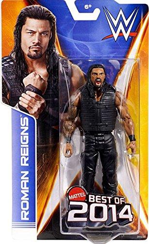 (WWE Figure Series - Best of 2014 Roman Reigns Figure)