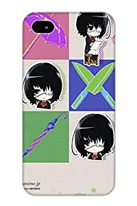 Shock-dirt Proof Anime Another Case Cover Design For Iphone 4/4s - Best Lovers