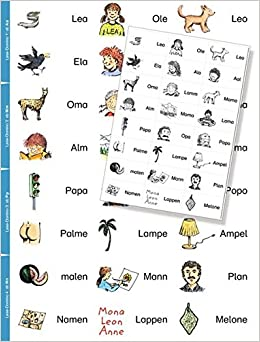 Tobi Zu Allen Ausgaben Lese Dominos 17 Gestanzte Vorlagen