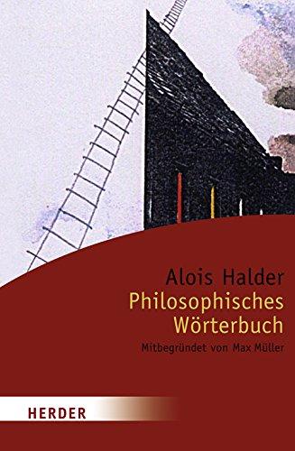 Philosophisches Wörterbuch (HERDER spektrum)