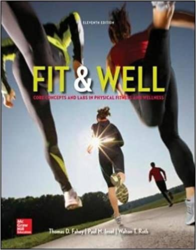 Fit well core concepts and labs in physical fitness and fit well core concepts and labs in physical fitness and wellness loose leaf edition 11th edition fandeluxe Gallery