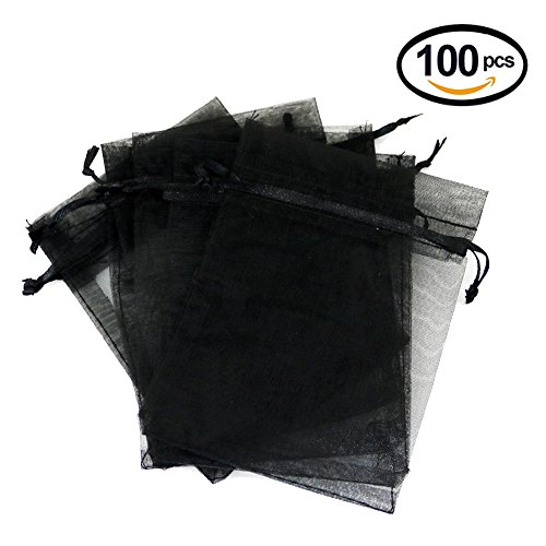 Decorative Organza Bags - 9