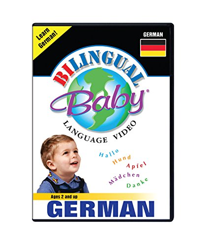 - Bilingual Baby Learn German DVD for Babies and Toddlers