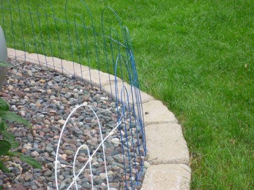 Glamos 770190 32-Inch High by 10-Feet Long Earthtone Fence by Glamos (Image #2)