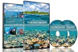 Nature and Oceans Dvd - 2 DVD Set Ocean Reef Aquarium - A Relaxing Virtual Experience In Underwater World