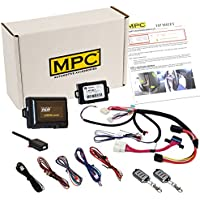 MPC Plug & Play Remote Start Kit w/Keyless Entry For 2003-2006 Chevrolet Silverado - Includes T-Harness - Firmware Preloaded