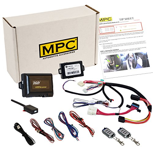 Plug & Play Remote Start Keyless Entry for Sierra & Silverado 2003-2007 Classic - This Kit Offers The Easiest Installation Available On The Market! (Best Exhaust System For Chevy Silverado 1500)