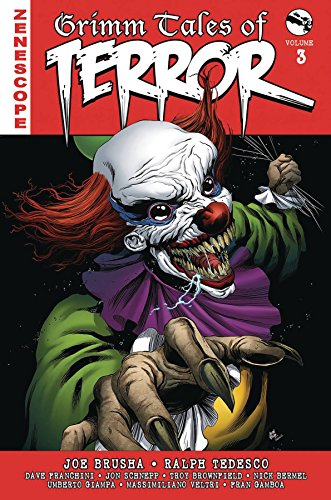 Grimm Tales of Terror Volume 3 (Grimm Tales Of Terror)