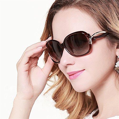 40fe608a1d Duco Women s Stylish Polarized Sunglasses Star Glasses 100% UV ...