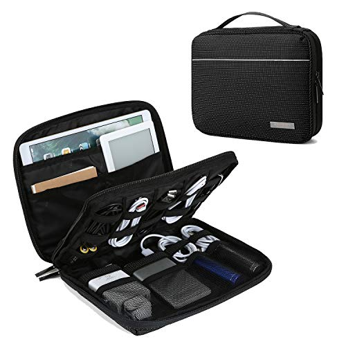 BAGSMART 2 Layer Electronic Organizer Chargers product image