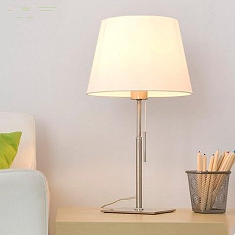 DENG E27 Ikea Lampada da Tavolo da Letto Soggiorno Lampada da ...
