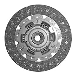 1273242 7 1/4 Single Stage Woven Clutch Disc For Case-IH 234 5015 5215 1010 235
