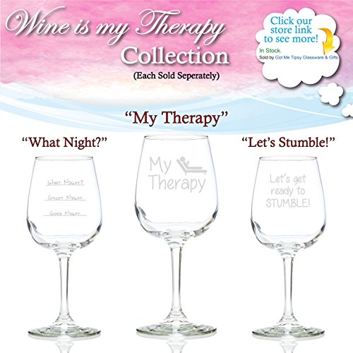 What Night? Funny Wine Glass 13 oz - Best Birthday Gifts ...