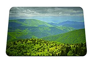 "Great Smokey Mountains National Park, North Carolina and Tennessee - Gaming Mouse Pad - Mouse Pad - 10.24""x8.27"" inches"