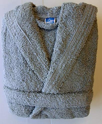 100 500 Couleur Gris Xxl m² Peignoir Capuche Blanc Coton Alpes Souris Taille Gr qwBtZTxF