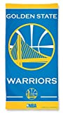 Golden State Warriors NBA 30 X 60 Inch Fiber Beach Towel