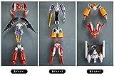 FREEing Getter Robo Dynamic Change: Shin Getter Robo Figure Set