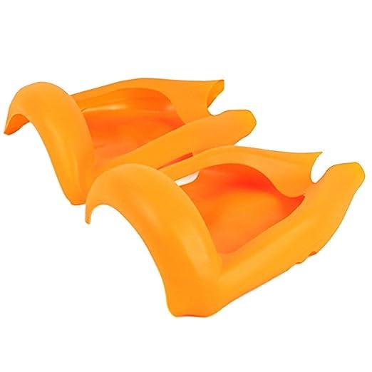 """7 opinioni per Sopear® Protettivo Silicone Cover Caso della Pelle per Universale 6.5"""" 2 Ruote"""