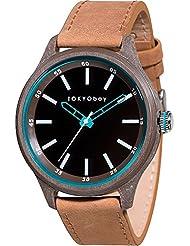 Tokyobay Specs watch, brown