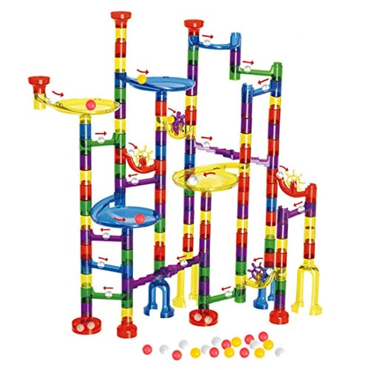 [해외] WTOR 216피스 대량 장난감 비즈 코스터 교육 완구 조립 사내 아이 소녀 선물 해피버스데이 선물 아이 집짓기 놀이