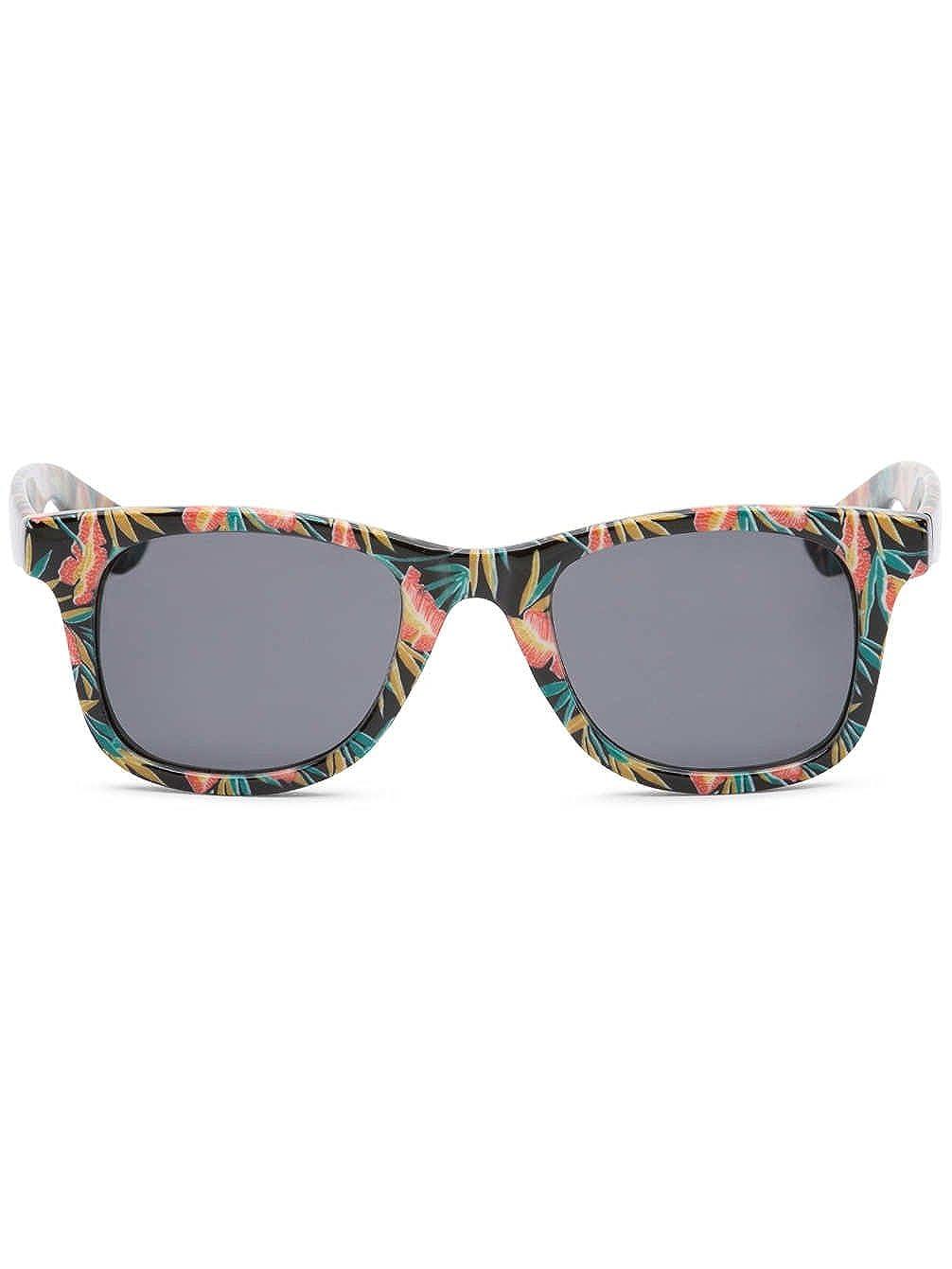 Vans Damen Sonnenbrille Janelle Hipster Black Tropic: Amazon