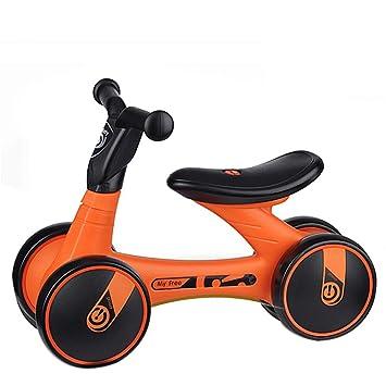 TH Andador para Niños Triciclo Baby 1-3 Años 57x16x39cm,Orange ...