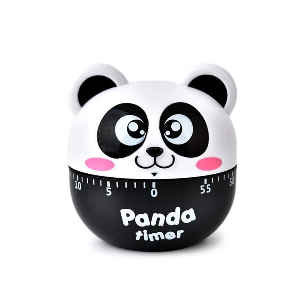 60/Minutes Minuteur Cuisine M/écanique Digital Teepao Cute Animal Minuteur Oeuf Minuteur de Cuisine