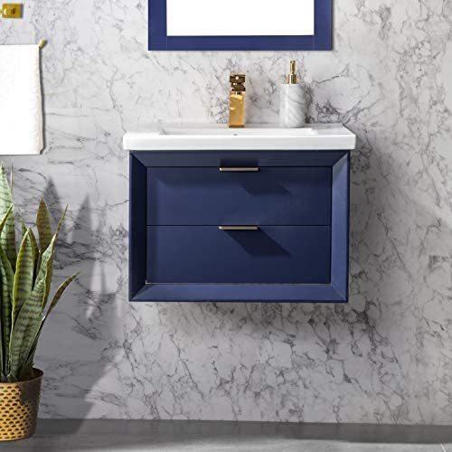 UrbanFurnishing.net Danbury 24″ Single Bathroom Vanity