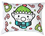 Colour Your Own Christmas Elf Pillowcase | Kids No Mess Crafts