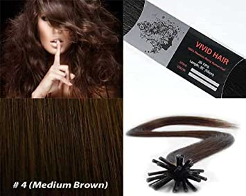 Amazon vivid hair 200 strands micro ring links locks beads vivid hair 200 strands micro ring links locks beads straight keratin stick i tip human hair pmusecretfo Choice Image