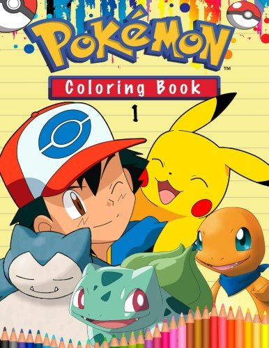 pokemon coloring pages - 6