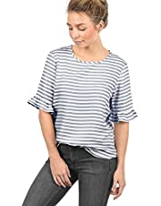 c718bc6409d8ae Amazon.de: Tops, T-Shirts & Blusen - Damen: Bekleidung: T-Shirts ...