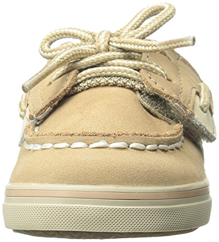 Sperry Bluefish Crib A/C Boat Shoe (Infant/Toddler/Little Kid) Linen
