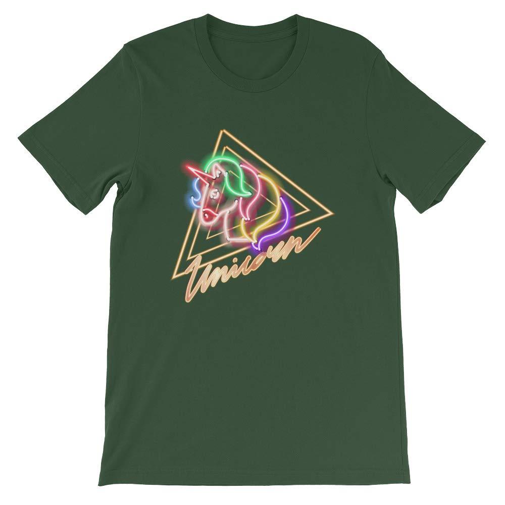 Unicorn T-Shirt Graphic Shirts Funny Unisex Shirt