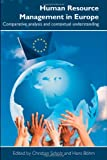 European Human Resource Management, Schoen, Christian, 0415447615