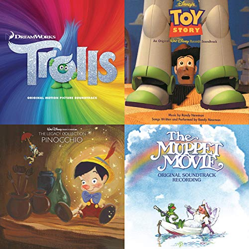 Kids' Film Favorites