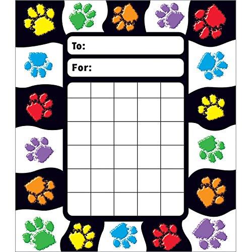 individual sticker chart - 3