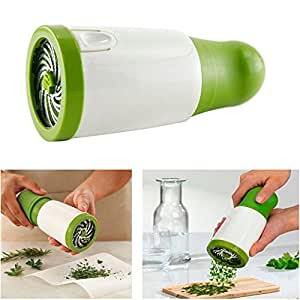 Kitchen Tools & Gadgets Spice Herb Mill Grinder Shredder Chopper Fruit Vegetable Cutter Kitchen Tool #P