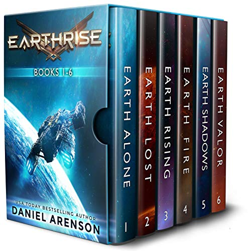 Earthrise Super Box Set: Book 1-6 ()
