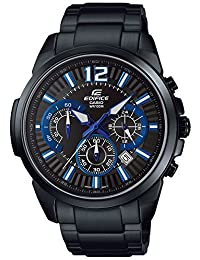 CASIO Watch EDIFICE Chronograph EFR-535BKJ-1A2JF men