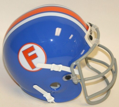 Florida Gators 1964-65 Throwback Authentic Schutt Mini Football Helmet (Florida Gators Throwback Helmet)