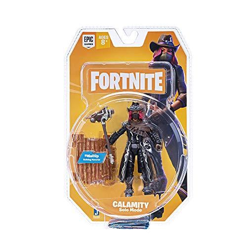 Fortnite Solo Mode Core Figure Pack, Calamity