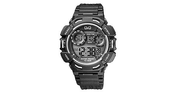 Amazon.com: Q&Q by CITIZEN M148J004 / M148-004 QUARTZ WRIST WATCH: Watches