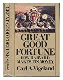 Great Good Fortune, Carl A. Vigeland, 0395362318